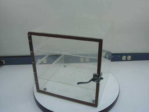 Atmosphere Control Products Dry Box  Acrylic Tabletop Desiccator 12 x 13 x 12