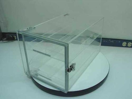 Mitchell Plastics Dry Box  Acrylic Desiccator Cabinet 10 x 16 x 9