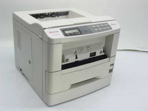 Kyocera FS-3700&  Laser Printer - EcoSys - Missing Plastic