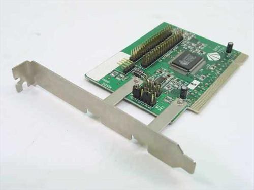 Data Tech 2130D  DTC Dual IDE Controller Card - PCI