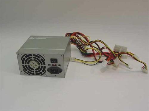 Power Q ATX-350GU  350W ATX Power Supply P4
