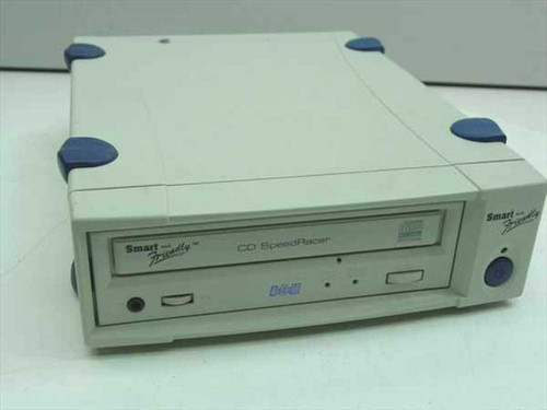 Smart & Friendly Speed Racer  CD-RW SCSI 4x4x16x External Drive