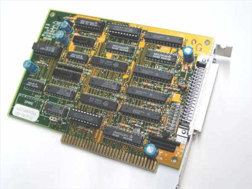 National Instruments SCSI Card - ZX-Box Interface 85-3405-01 (181-7617-1C)