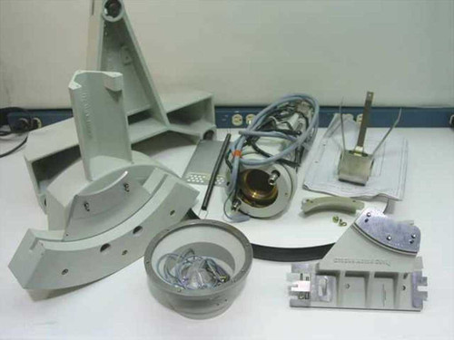 Siemens D5000 XRD  Powder Diffraction Conversion Kit Attachment
