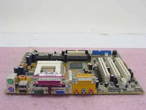 HP 5185-2916  PGA370 ASUS CUW-AM System Board