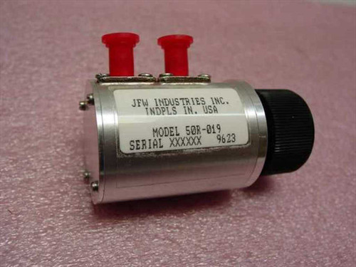 JFW Industries 50R-019  Rotary Attenuator DC-2200 MHz SMA Connectors