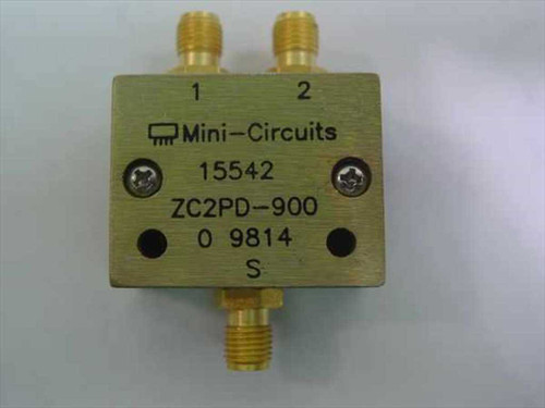 Mini-Circuits SMA Coaxial Power Splitter 800-900 MHz ZC2PD-900-S