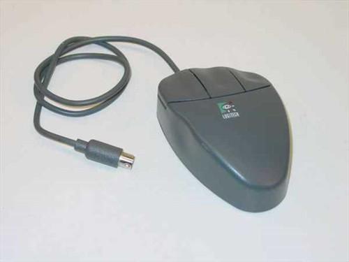 Logitech M-CQ38  Mouse PS/2 Three Button - Grey 811374-0001
