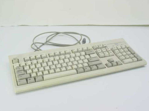 IBM 07H0666  PS/2 Keyboard Beige - KB-8923