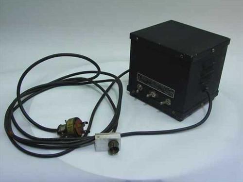 George W Gates & Co Power Unit for 2-Watt Concentrated Arc Lamp (GZ2U)