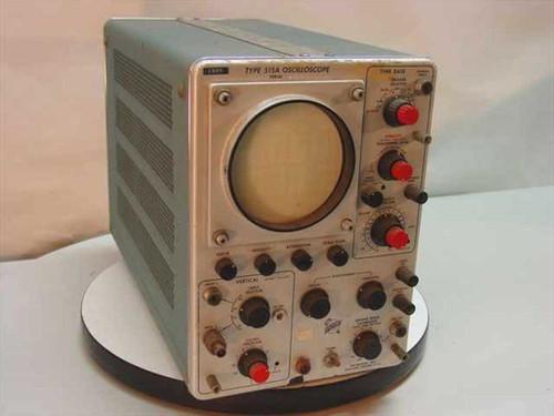 Tektronix 515A  Oscilloscope - Vintage Collectable