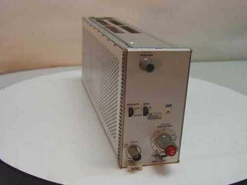 Tektronix 7A15A  DC Amplifier Plug-In - Vintage AS IS