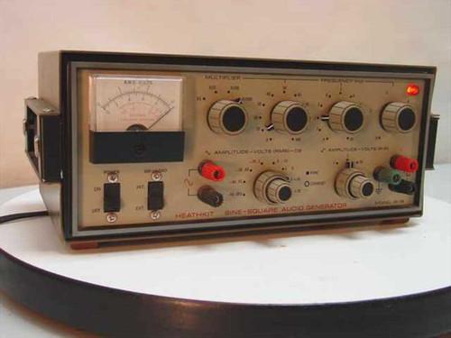 Heathkit IG-1B  Sine Square Audio Generator - Vintage Collectable