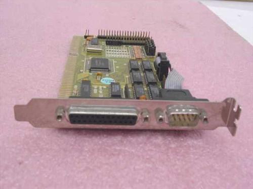 Goldstar 92051  ISA Controller Card - Serial/Parallel/Floppy/IDE Prime 2