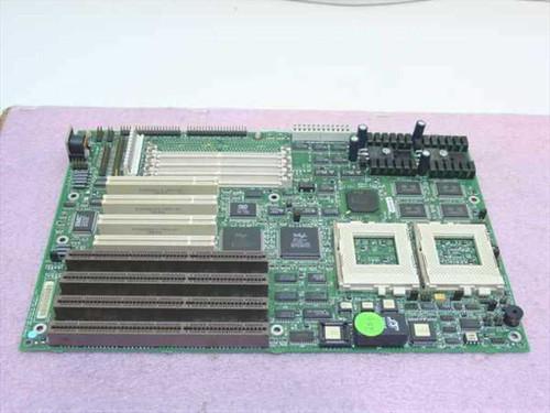 AMI Titan-III  Dual Processor Server System Board PIC EISA