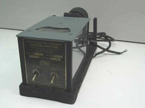 Central Scientific Cenco-Sheard-Sanford Photometer 12335