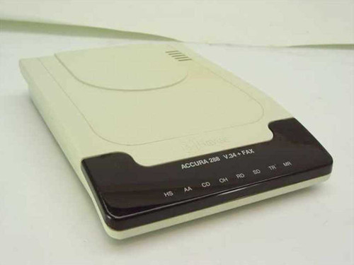 Hayes 5901US  External Accura 28800 V.34 & Fax Modem