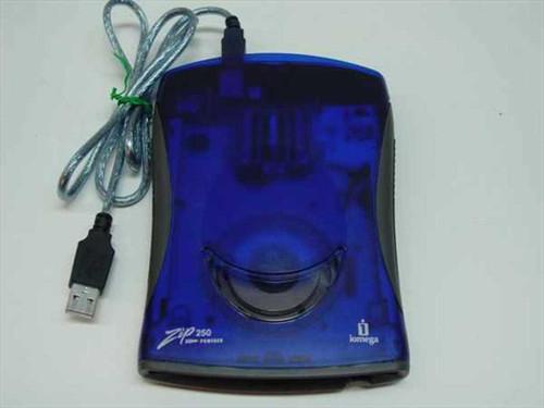 Iomega Z250USBPCMBP  USB Zip 250 Drive External
