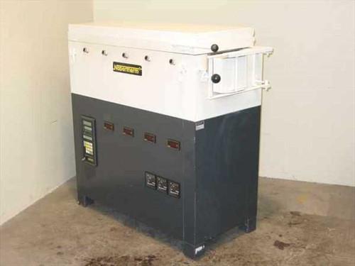 Nabertherm G100/9  5-Zone Muffle Box Furnace 1340C 9KW