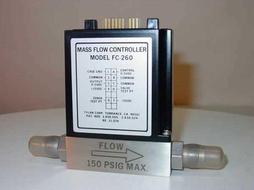 Unit Instruments FC-260  Mass Flow Controller
