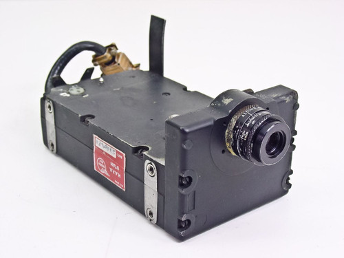 Perkin-Elmer Body Motion Picture Military Gun Camera 917 (330887)