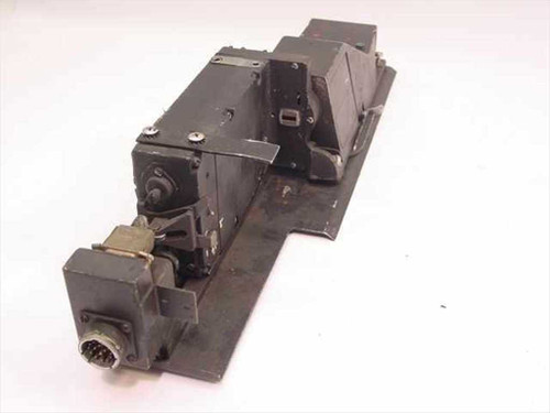 Perkin-Elmer Body Motion Picture Gun Camera 917 Large (652612)
