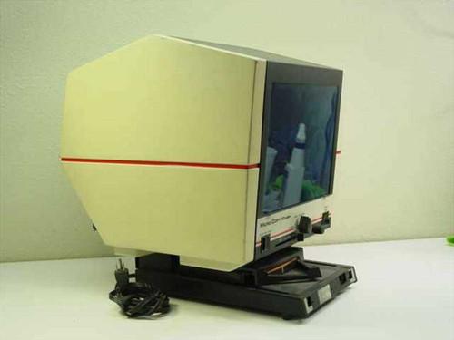 Micro Copy Microcopy10-com  Microfiche Viewer/Reader Printer Machine - As Is