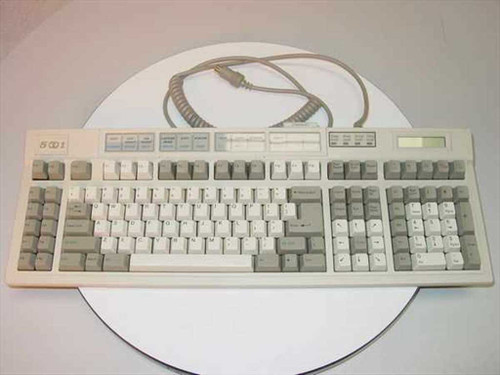 Focus Electronics FK-5001  PS/2 Vintage AT Clicky Keyboard