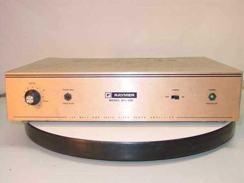 Raymer 811-100  100 Watt RMS Power Amplifier