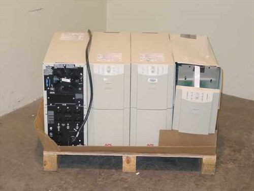 APC 2200XL  Pallet of Used As-Is Battery Backup Units