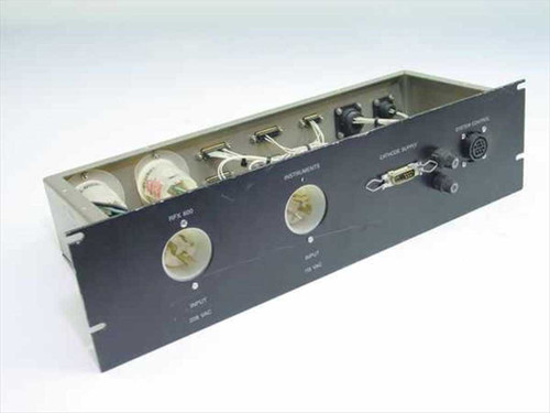 Generic Power Distribution System for RFX 600 (Black)