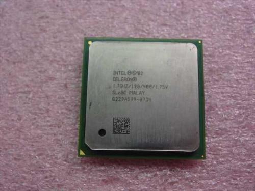 Intel P4 1.7 GHz Celeron Processor 128/400/1.75V (SL68C)