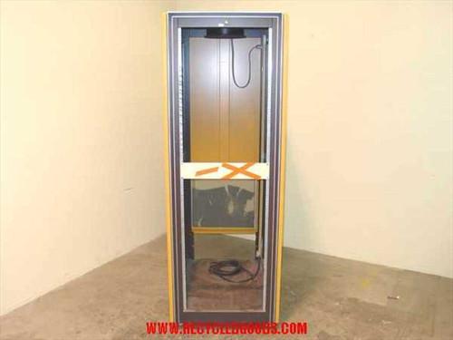 Generic Server Rack  42 U Rack Mount Enclosure Cabinet ~ Server Cabinet