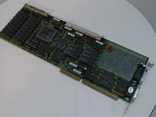 SMT TMS320C30  16Bit ISA Processor card