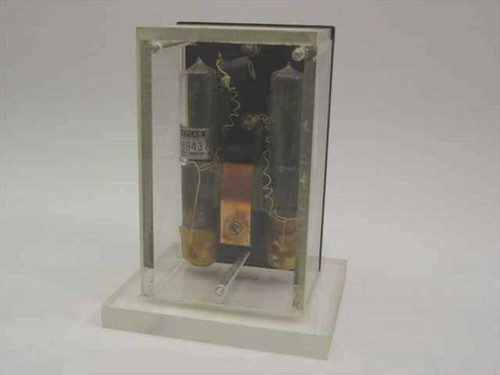 C.J. Tagliabue Mfg 89437 Vintage Standard Cell - Potentiometer Tester - As Is