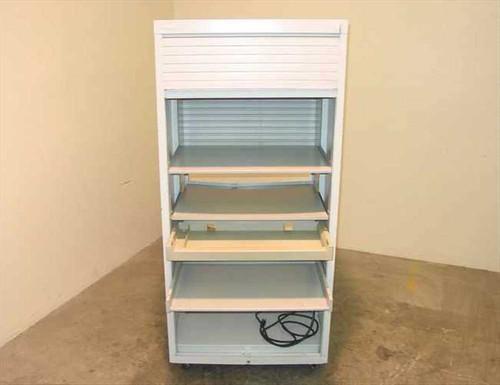 Wright Line Wright Line  Rack Mount/Optimedia Storage Cabinet