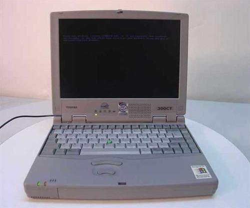 Toshiba PA1263U-T2A  P133 Portege 300CT 32RAM 4.0GB Hard Drive