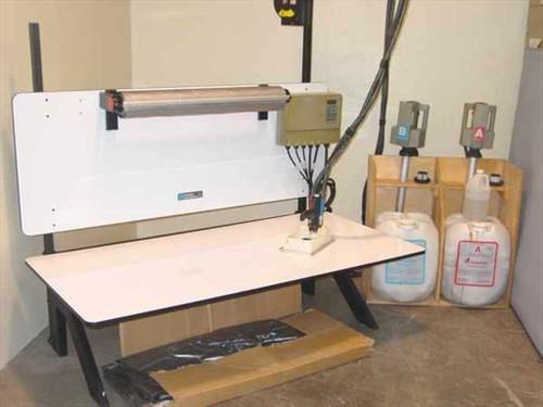 Sealed Air Corporation Instapak 901  Instapak Workstation