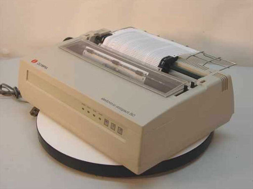 Olympia Electronic Compact RO  Daisy Wheel Printer