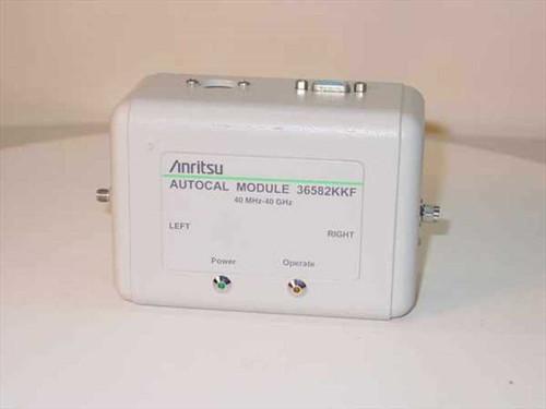 Anritsu 36582KKF   Automatic Calibrator Module 40 Mhz-40 Ghz AutoCal