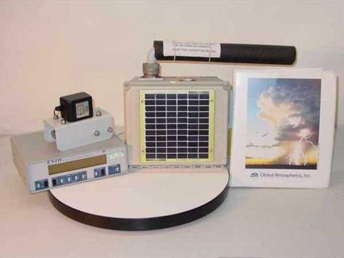 Global Atmospherics Inc. 51001  Electrical Lightning Storm ID System