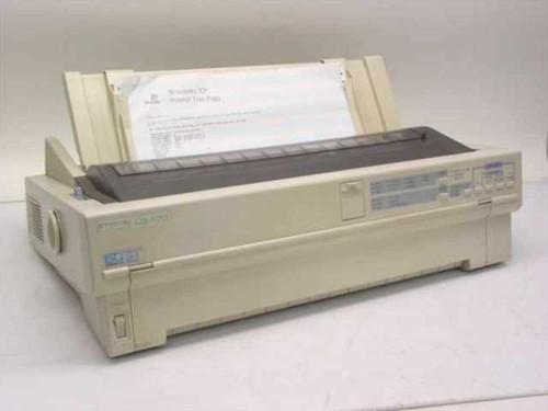 Epson LQ-1170  Dot Matrix Printer - Wide Carriage 330 CPS Parall