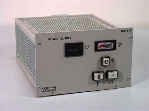Pfeiffer - Balzers TCP 310  Turbo Pump Power Supply / Controller