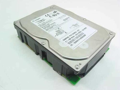 """Compaq 9.1GB 3.5"""" HH SCSI Drive 10000 RPM Ultra 2 80 Pin Se (304862-001)"""