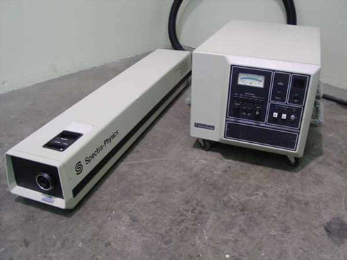 Spectra Physics 2020-05  Argon Ion Laser with 2560 Power Supply