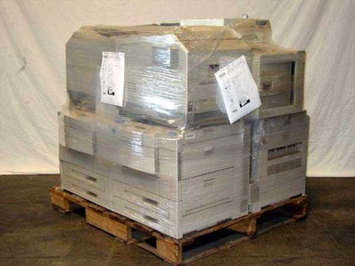 QMS Printers  Pallet 14 for Container Shipment