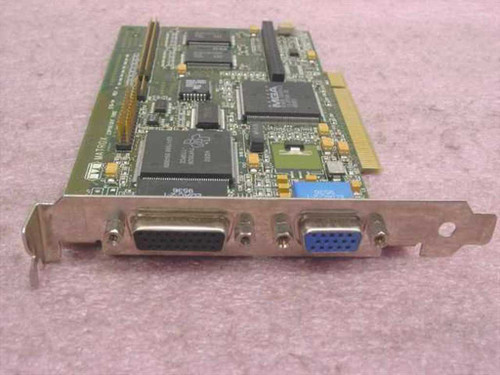 Matrox MGA-MIL/2/1GR  PCI Video Card 4 MB MGA IS- Storm R2