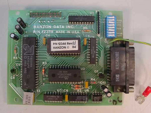 Hanzon Data Inc. 12319  Hanzon Data Inc. 12319 Serial Card Epson FX-80