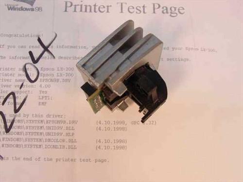 Epson LX-300  Dot Matrix Printhead