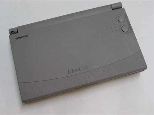 Toshiba PA1280U-T2N  P233 Libretto 110CT 32RAM 4.3Gb